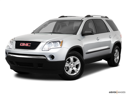 2010 Gmc Acadia Review Carfax Vehicle Research