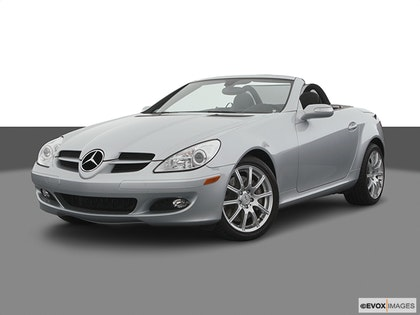 2005 Mercedes-Benz SLK photo