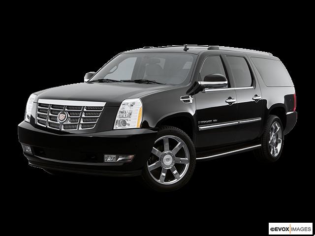 2008 Cadillac Escalade ESV Review