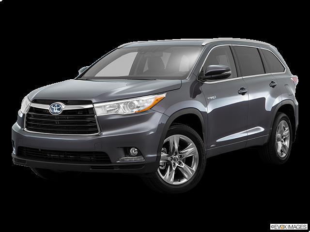 2016 Toyota Highlander Hybrid Review