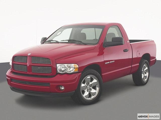 2003 Dodge Ram Pickup 1500 Review