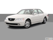 2004 Acura RL Review
