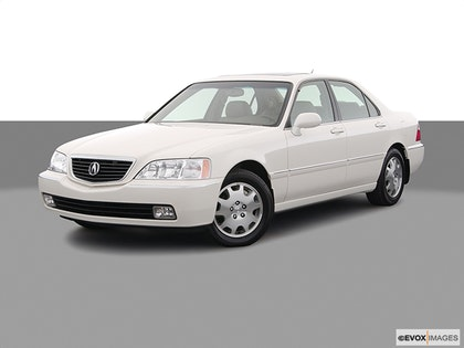 rl acura 2004 pictures