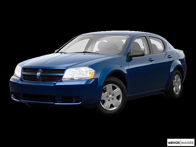 2009 Dodge Avenger Review