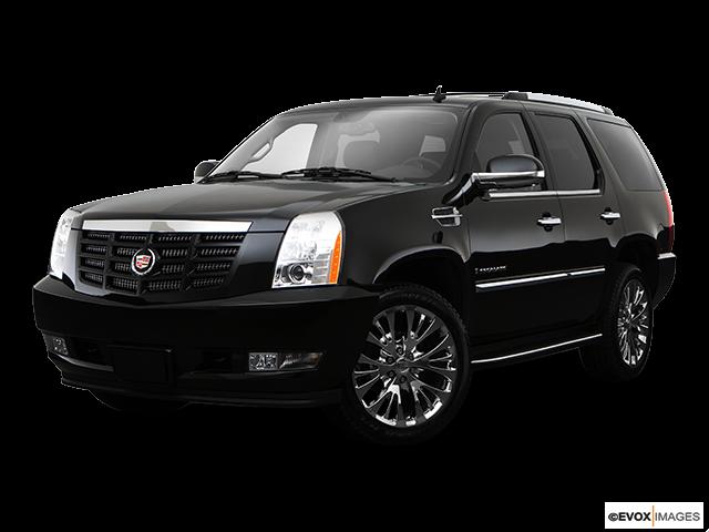 2009 Cadillac Escalade Review