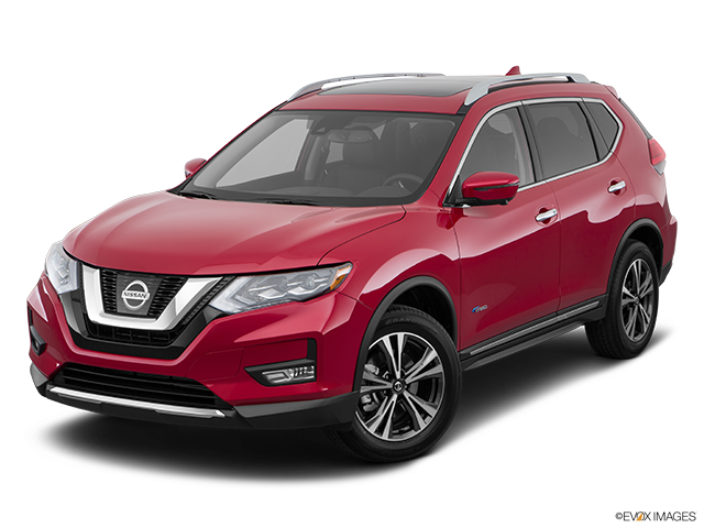 2017 Nissan Rogue Hybrid Review