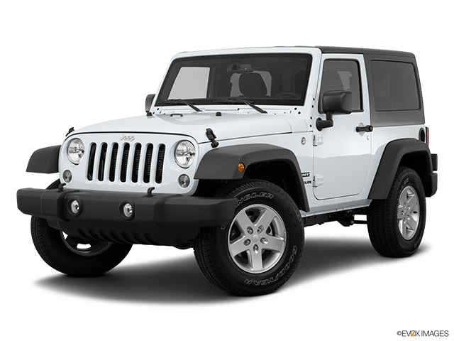 2015 Jeep Wrangler Review