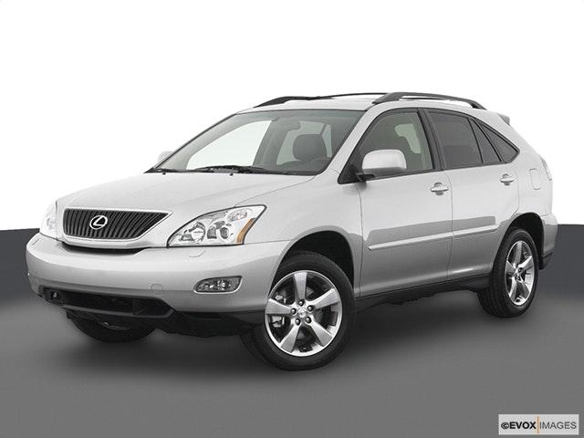 2005 Lexus RX 330 Review