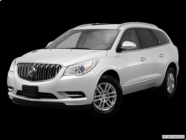 2014 Buick Enclave Review
