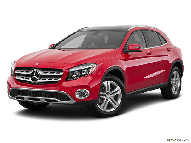 Mercedes-Benz GLA Reviews