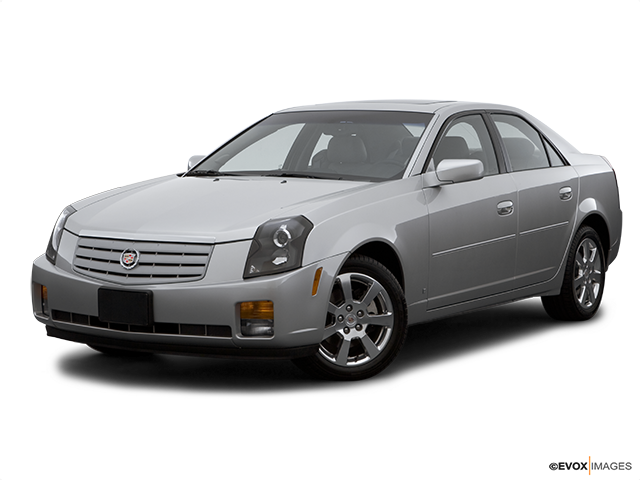 2007 Cadillac CTS Review