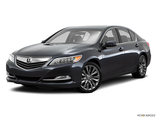 2016 Acura RLX Review