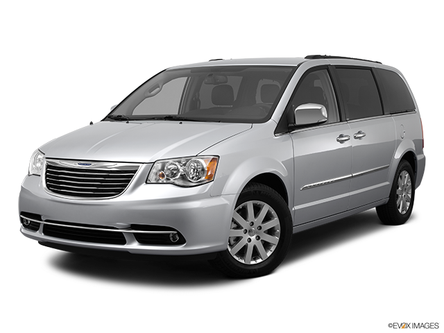 2012 Chrysler Town & Country Review