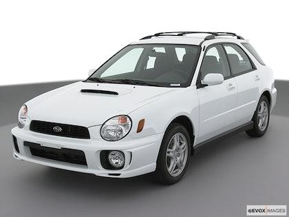 2002 Subaru Impreza photo