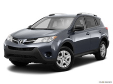 2014 Toyota RAV4 Review