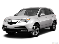 Acura, MDX, 2007-2013