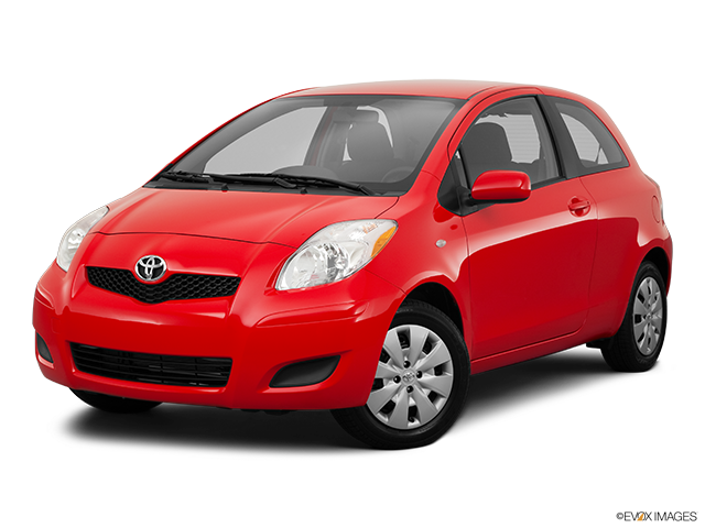 2011 Toyota Yaris Review