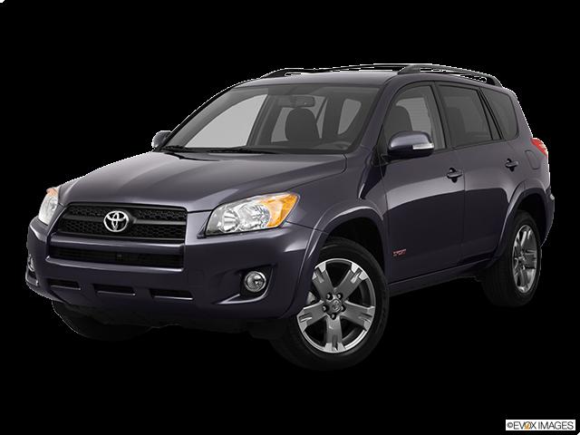 2012 Toyota RAV4 Review