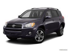 2012 Toyota RAV4 Review