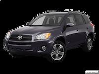 Toyota, RAV4, 2006-2012