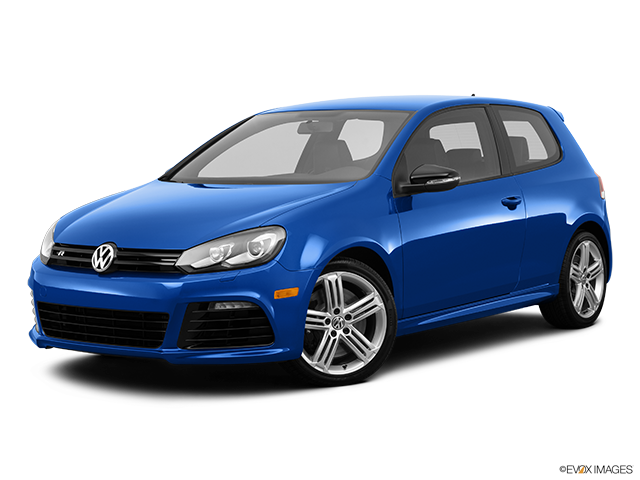 2013 Volkswagen Golf R Review
