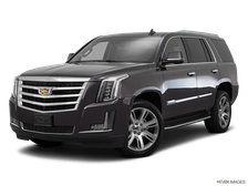 2017 Cadillac Escalade Review