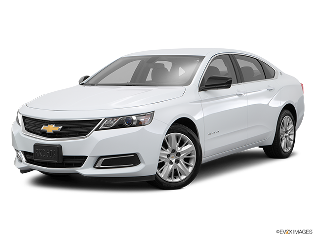 2017 Chevrolet Impala Review