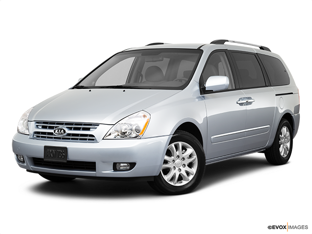 2010 Kia Sedona Review