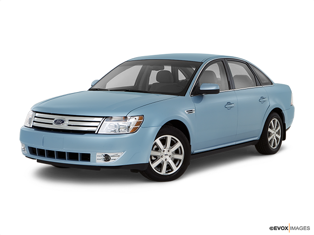 2008 Ford Taurus Review
