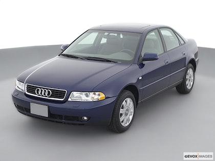 2001 Audi A4 photo