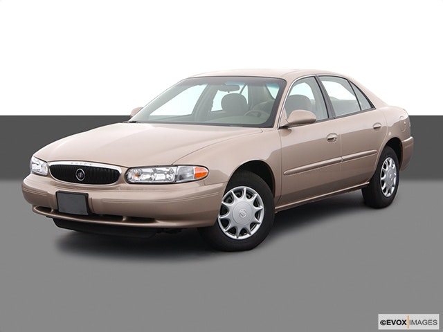 2004 Buick Century Review