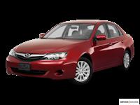 Subaru, Impreza, 2008-2011