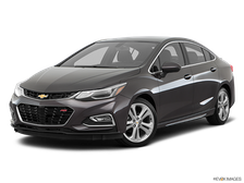 2017 Chevrolet Cruze Review