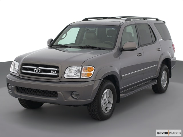 2003 Toyota Sequoia Review