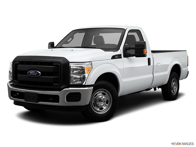 2014 Ford F-250 Super Duty Review