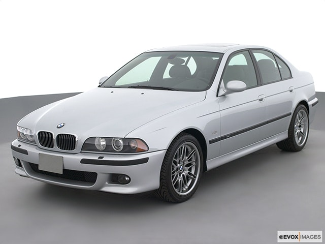 2003 BMW M5 Review