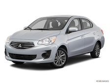 Mitsubishi Mirage G4 Reviews