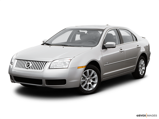 2008 Mercury Milan Review