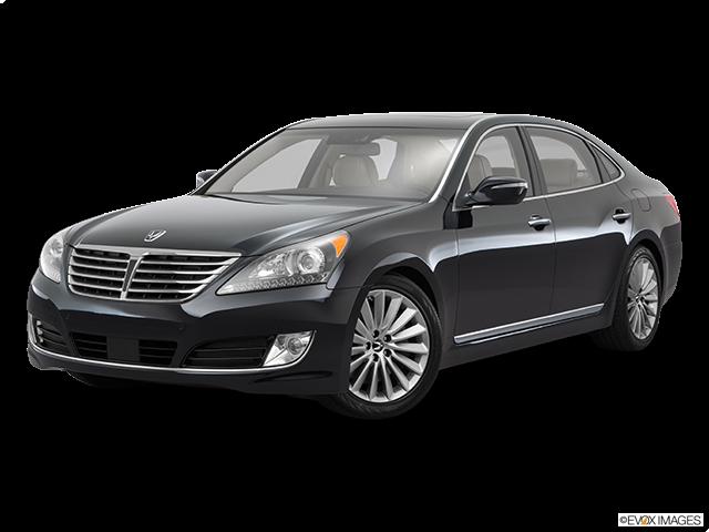 Hyundai Equus Reviews