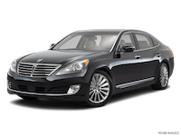 Hyundai Equus Reviews