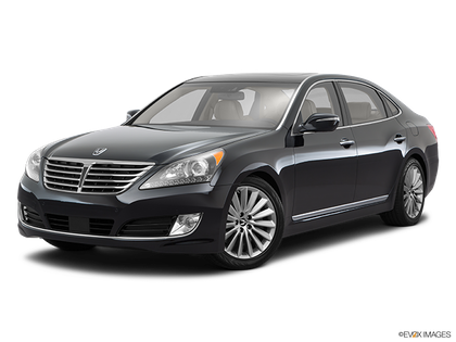 2016 Hyundai Equus photo