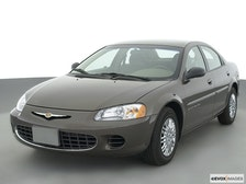 2002 Chrysler Sebring Review