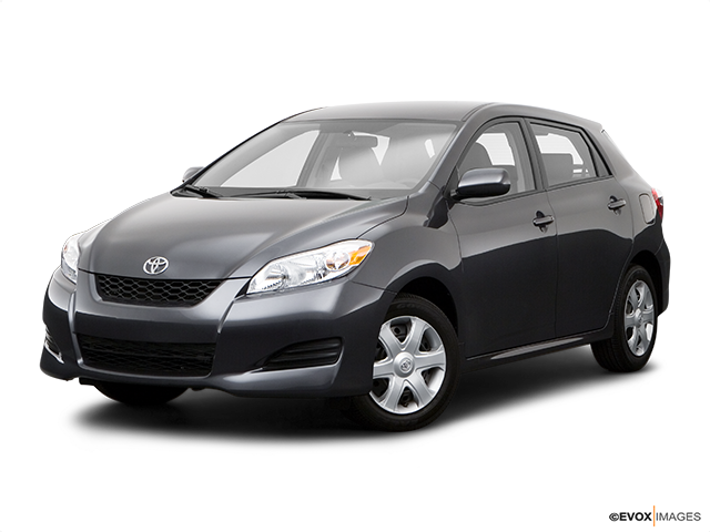 2009 Toyota Matrix Review