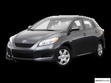 2009 Toyota Matrix Review