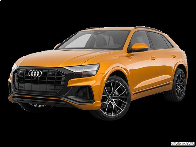 Audi Q8 Reviews