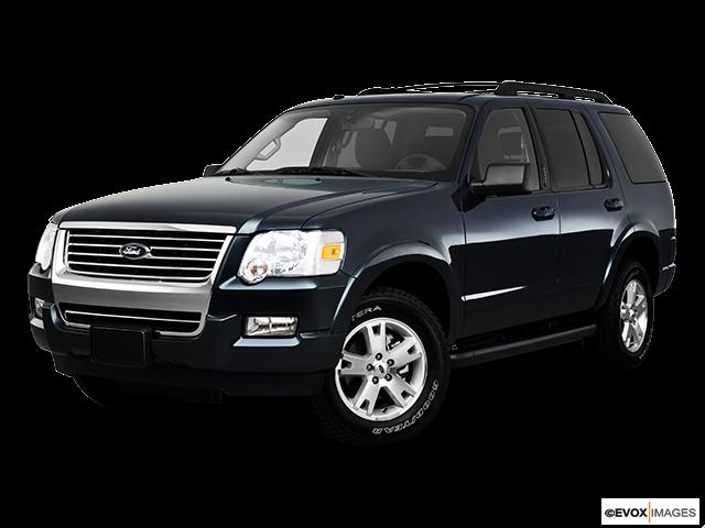 2010 Ford Explorer Review