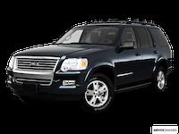 Ford, Explorer, 2006-2010