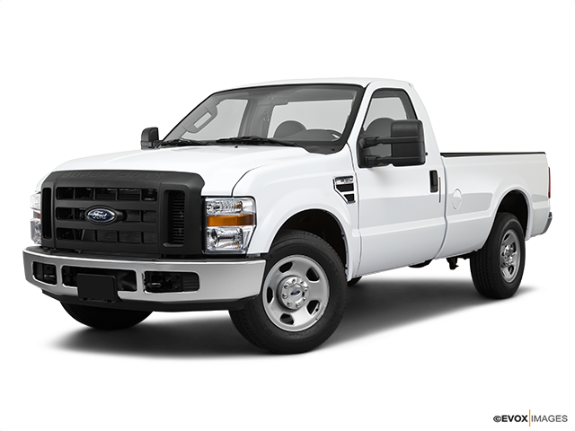 2009 Ford F-350 Super Duty Review