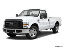 2009 Ford F-350 Review