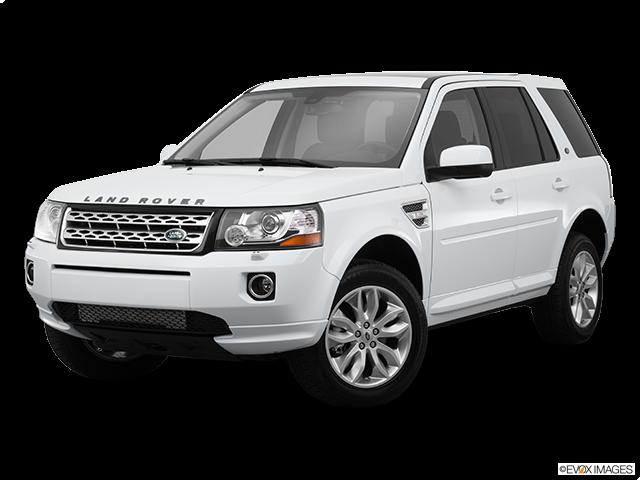 Land Rover LR2 Reviews